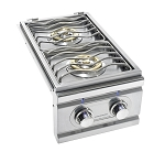 TR Lighted Double Side Burner